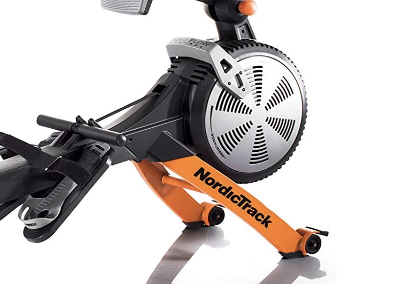 NordicTrack RW200 Rower Damper Setting