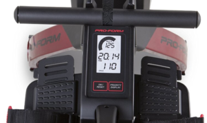 ProForm 550R Rowing Machine Monitor