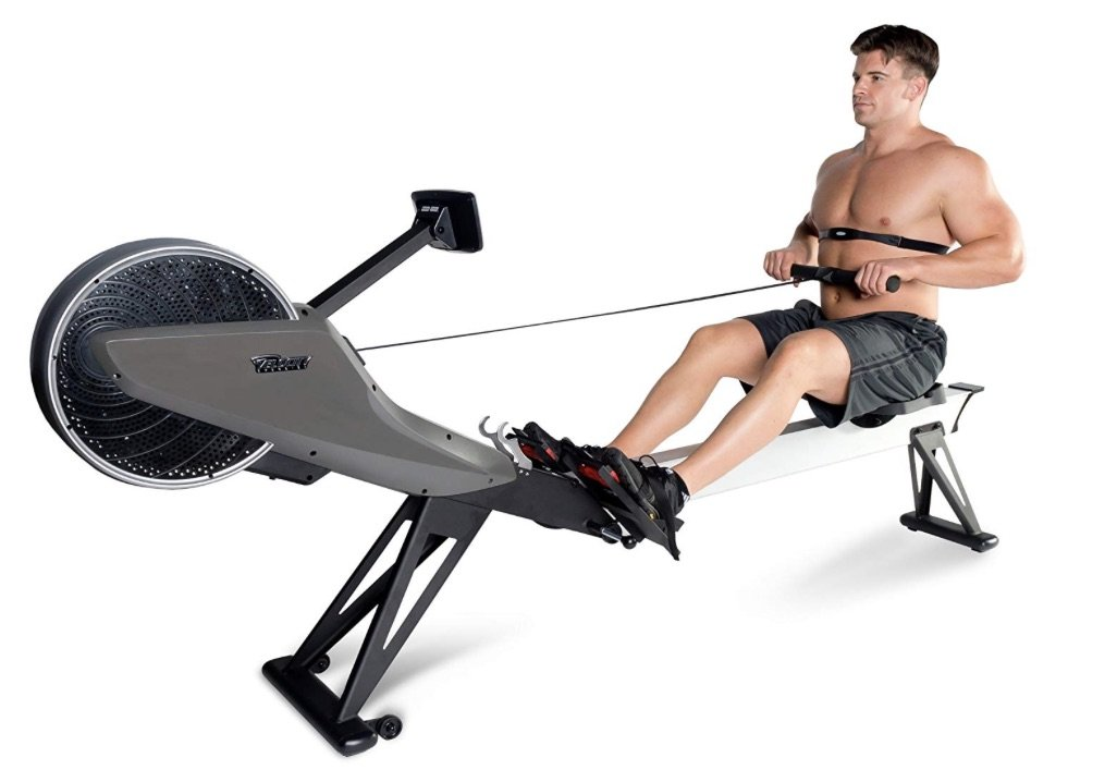 Velocity Vantage Air Magnetic Rower Build Quality