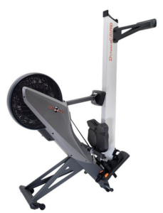 dynamic r1 pro magnetic/air-based rowing exercise machine review