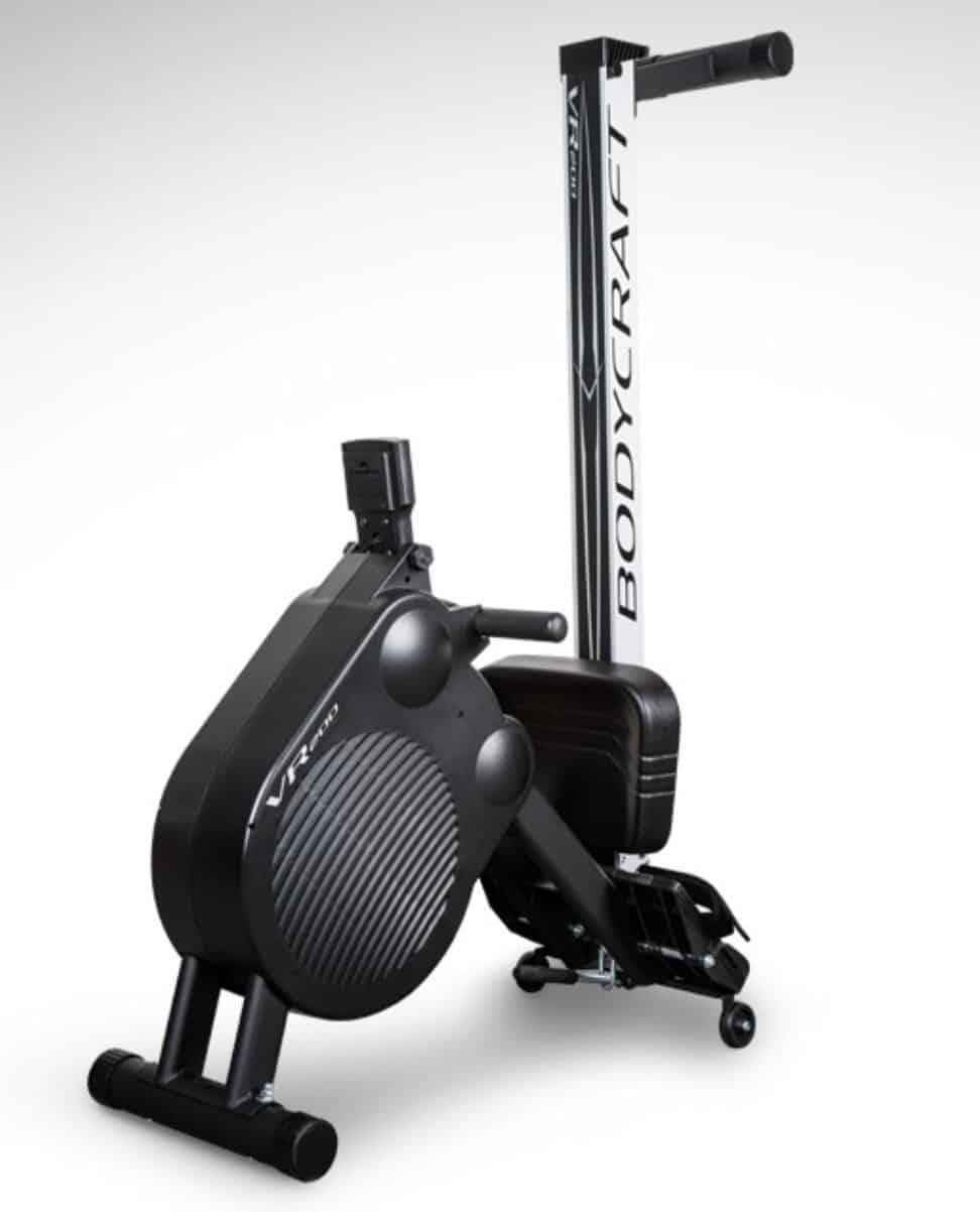 BodyCraft Rower VR200 Storage