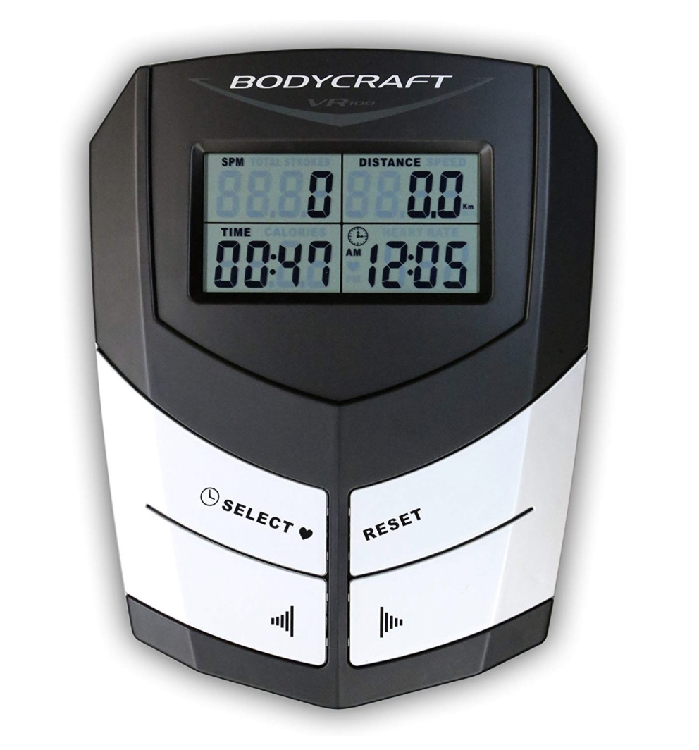 BodyCraft VR100 Rower Monitor
