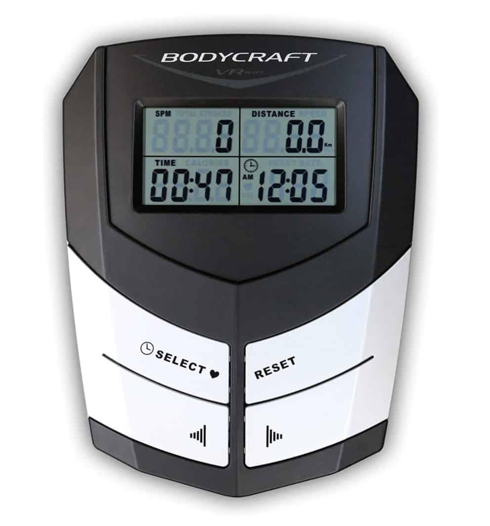 BodyCraft VR100 Rower Monitor