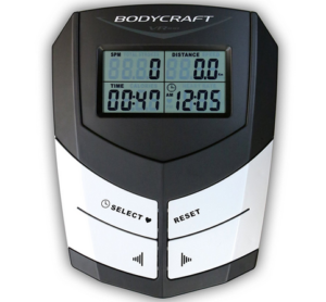 BodyCraft VR100 Rowing Machine Monitor