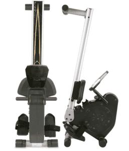 BodyCraft VR100 Rowing Machine Storage