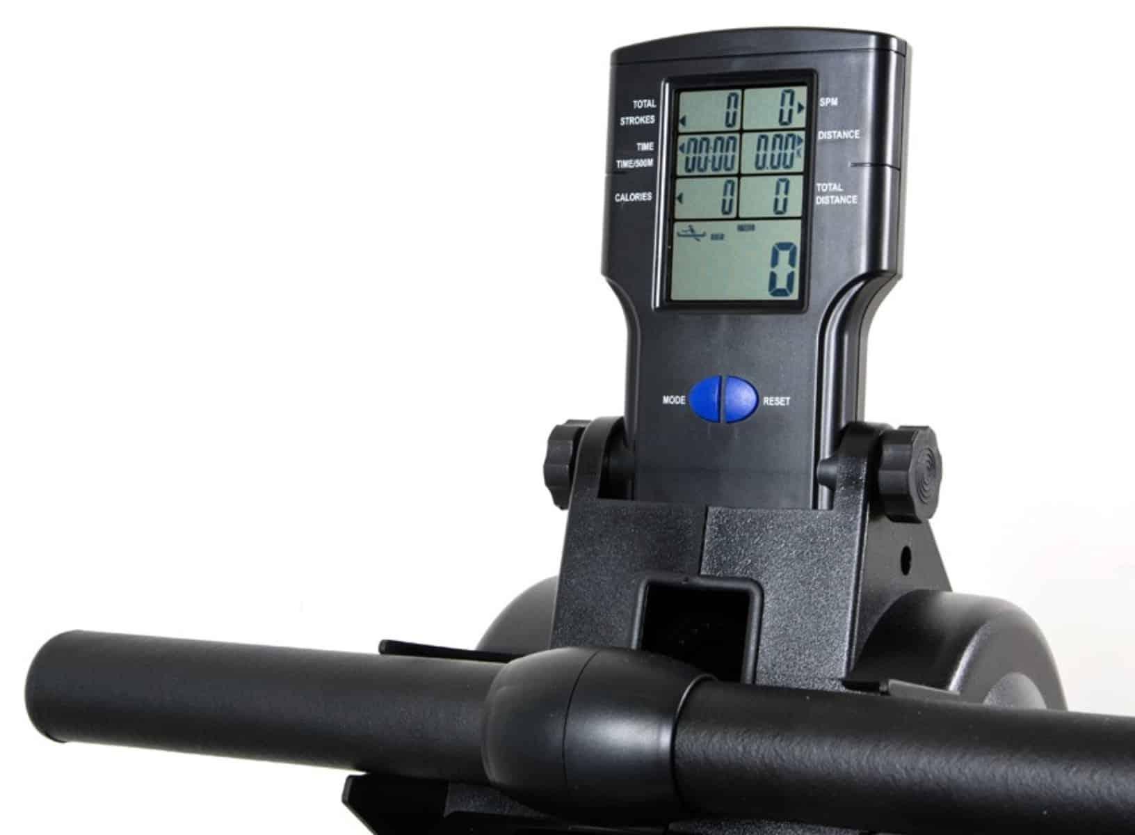 BodyCraft VR200 Rower Monitor