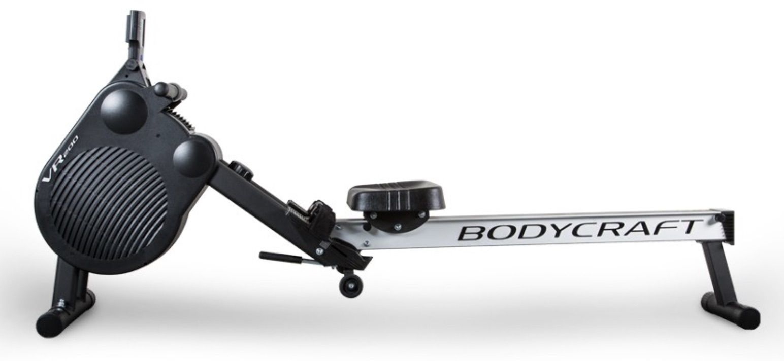 BodyCraft VR200 Rowing Machine Quality