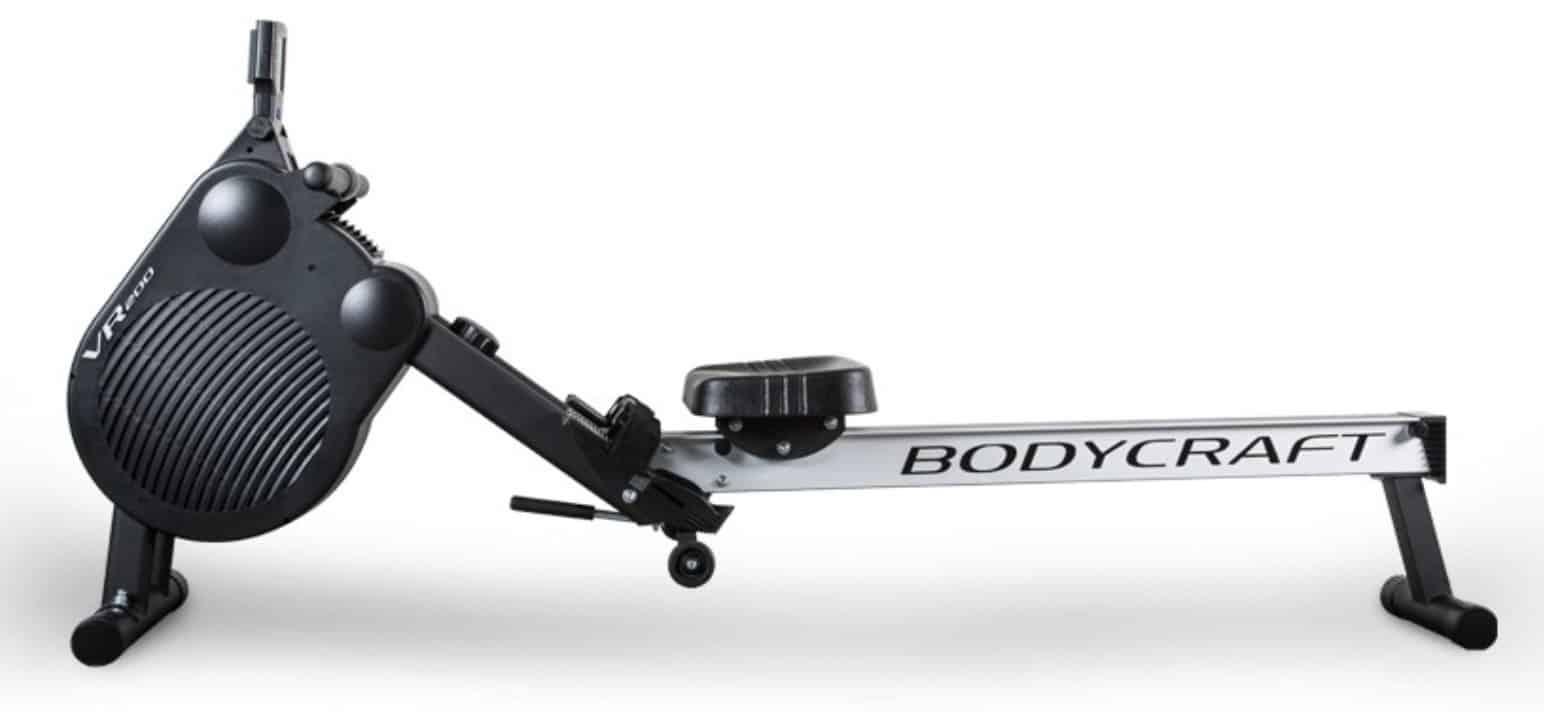 BodyCraft VR200 Rowing Machine Quality