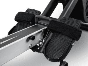 BodyCraft VR200 Rowing Machine Foot Pedals