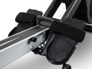 BodyCraft VR200 Rowing Machine Foot Pedals