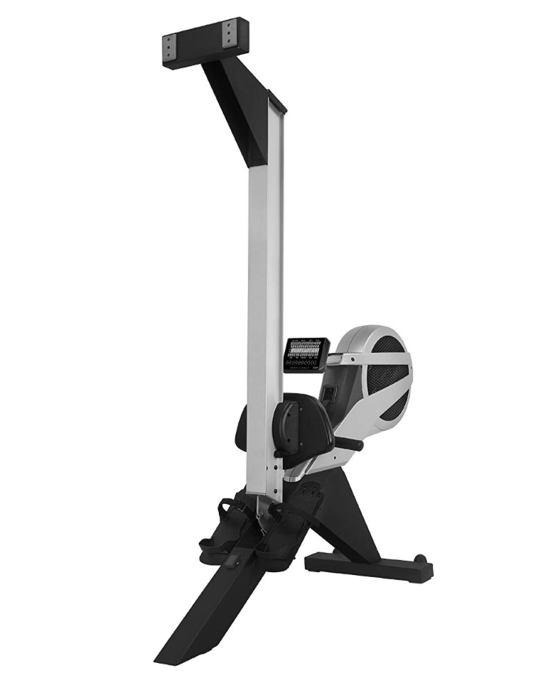 BodyCraft VR500 Rower Storage