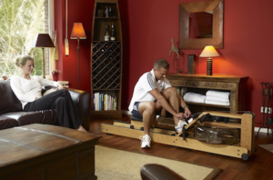 House of Cards WaterRower