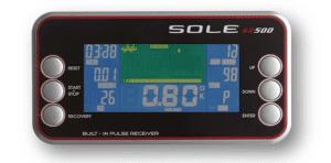 Sole SR500 Rower Monitor
