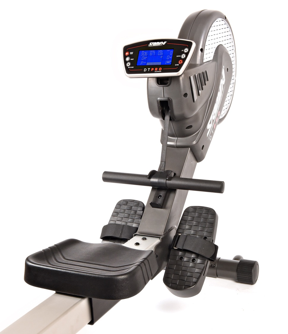 Stamina DT Pro Rower Build Quality