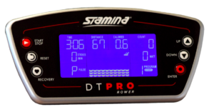 Stamina DT Pro Rower Monitor