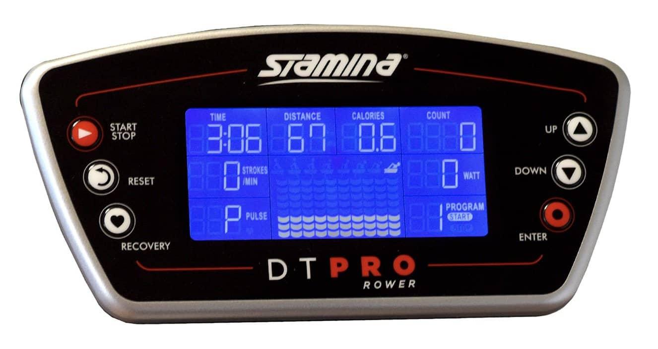 Stamina DT Pro Rower Monitor