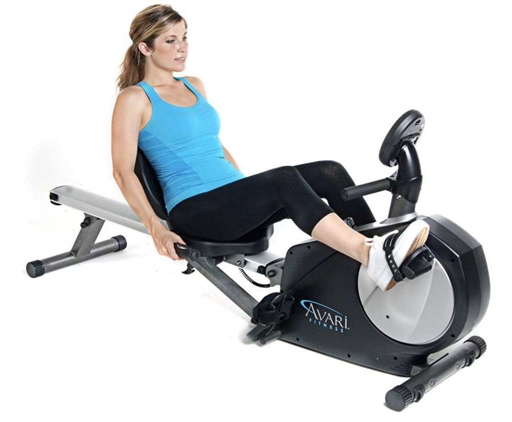 Avari Conversion ii rower recumbent bike