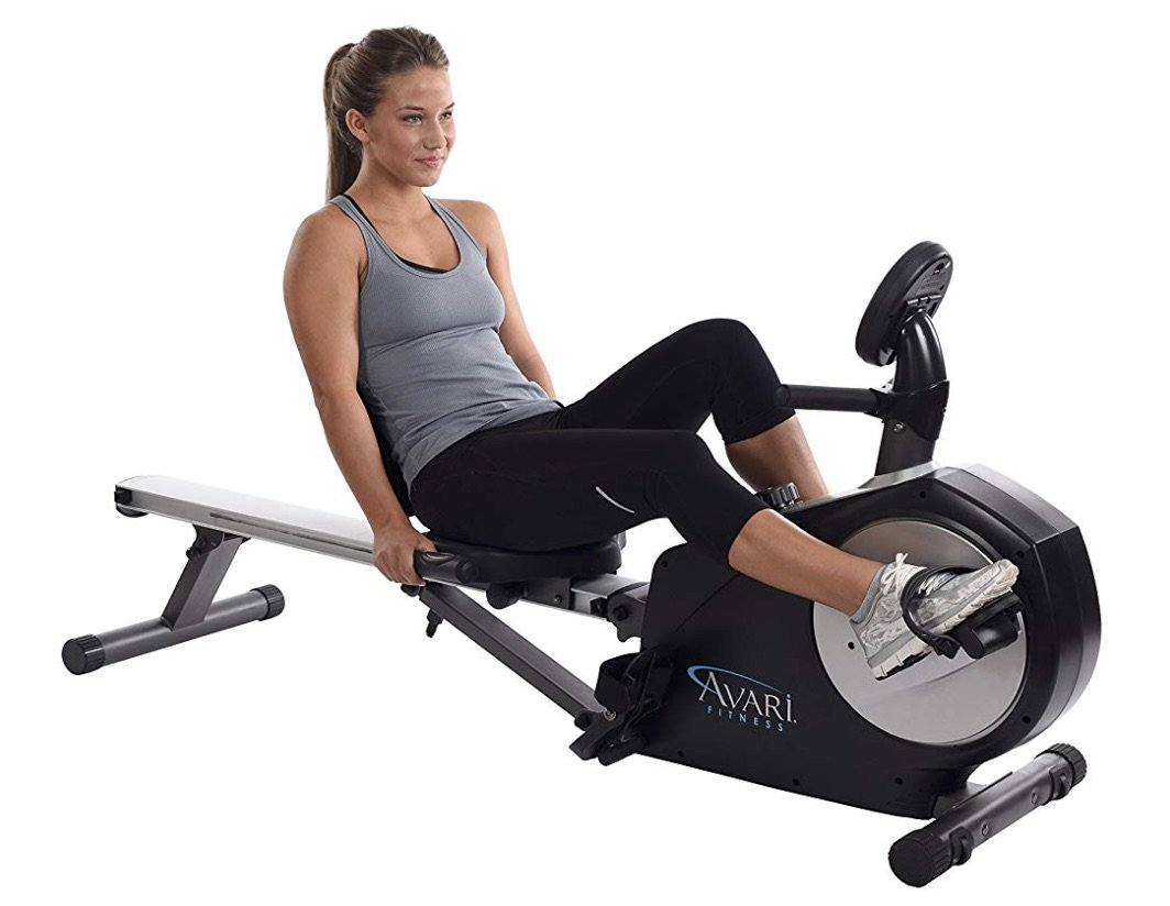 Rower Recumbent Bike Review