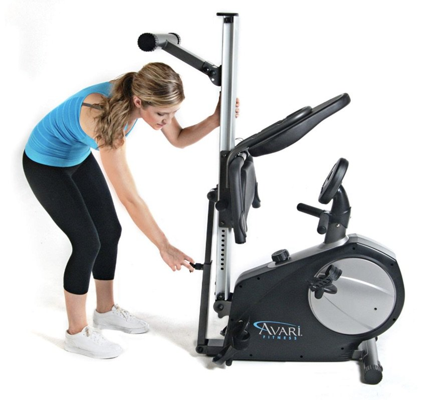 Stamina Avari Conversion 2 Bike Rower Combo