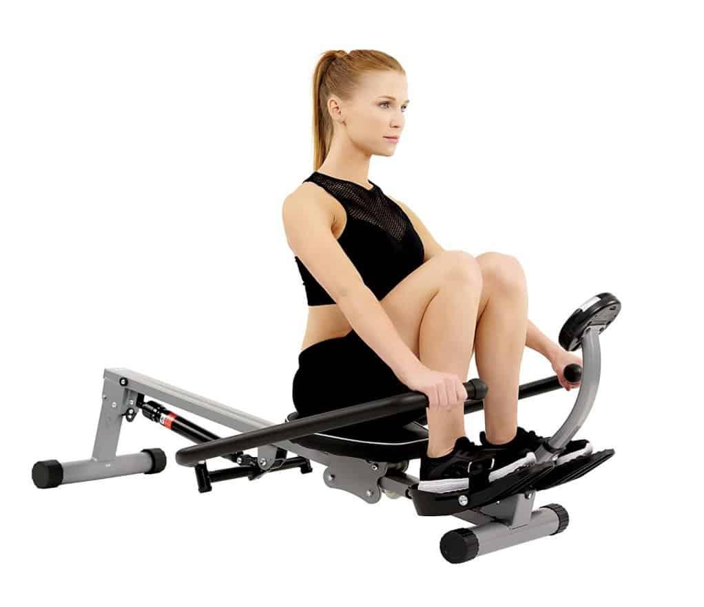 Sunny Health & Fitness Full Motion SF-RW1410 Rower