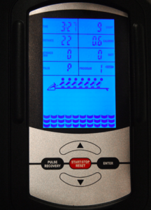 Magnetic Rowing Machine Monitor