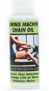 Rowing Machine Chain Oil