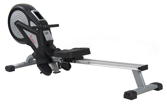Sunny Health & Fitness SF-RW5623 Air Magnetic Rower Review