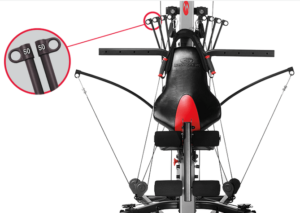 Bowflex Power Rod Technology