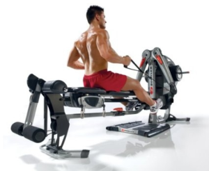 Bowflex Rowing Machine