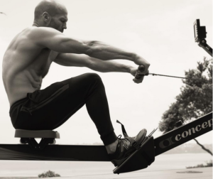Jason Statham Rowing Machine Benefits