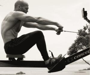 Jason Statham Rowing Machine Benefits
