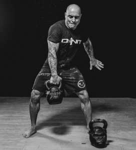 Joe Rogan Kettlebell