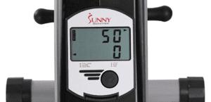Sunny Health & Fitness SF-RW5606 Monitor