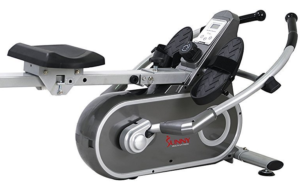 Sunny Health & Fitness SF-RW5624 Full Motion Magnetic Rowing Machine