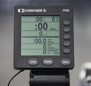 Concept2 PM5 Monitor