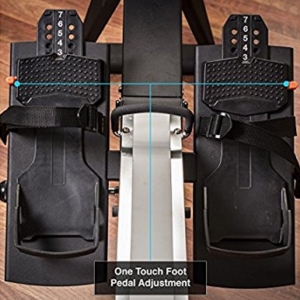 Xebex Air Rower Footrests