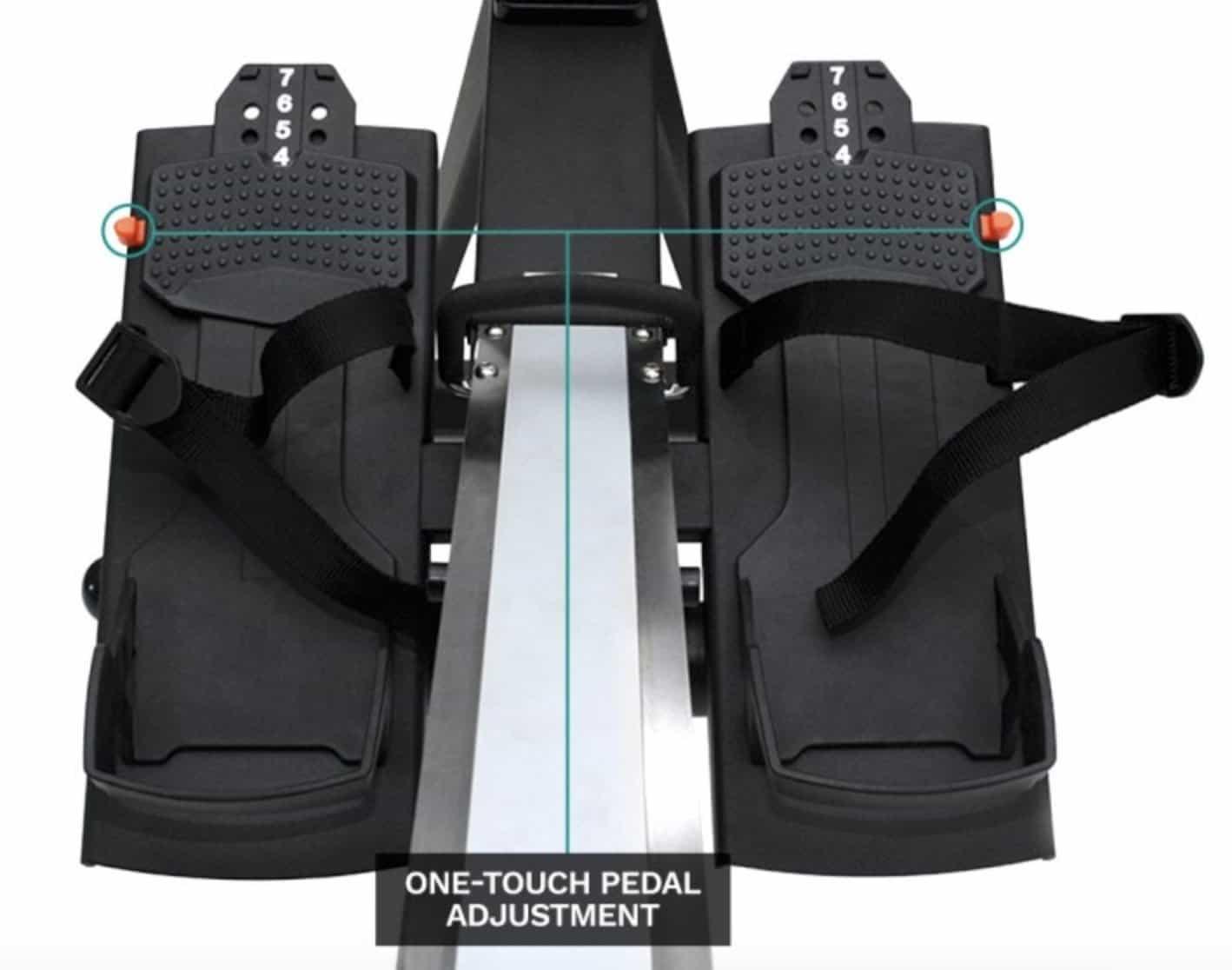 Xebex Air Rowing Machine Footrest