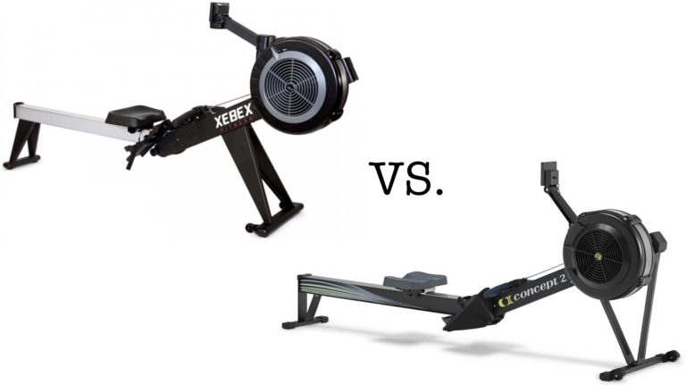 Xebex vs. Concept2 Comparison
