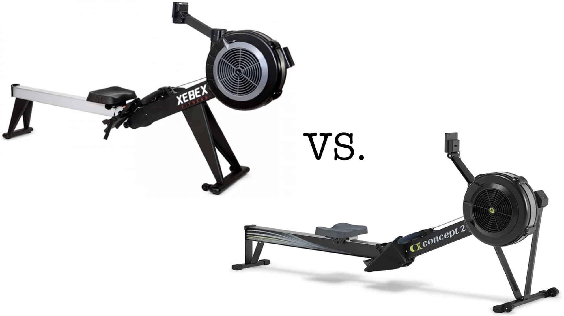 Xebex vs. Concept2 Comparison