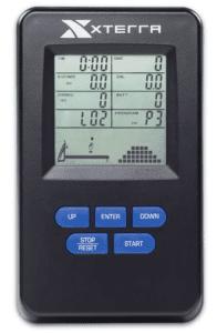 Xterra Erg400 Rower Monitor