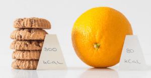 Dieting Calorie Comparison