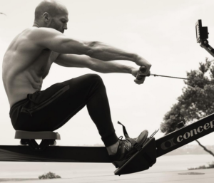Jason Statham Rowing Machine