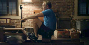 Kevin Spacey Rowing Machine