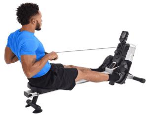 Stamina 1110 Magnetic Rowing Machine Capacity