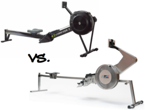 Static vs. Dynamic Rower