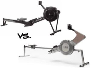 Static vs. Dynamic Rower