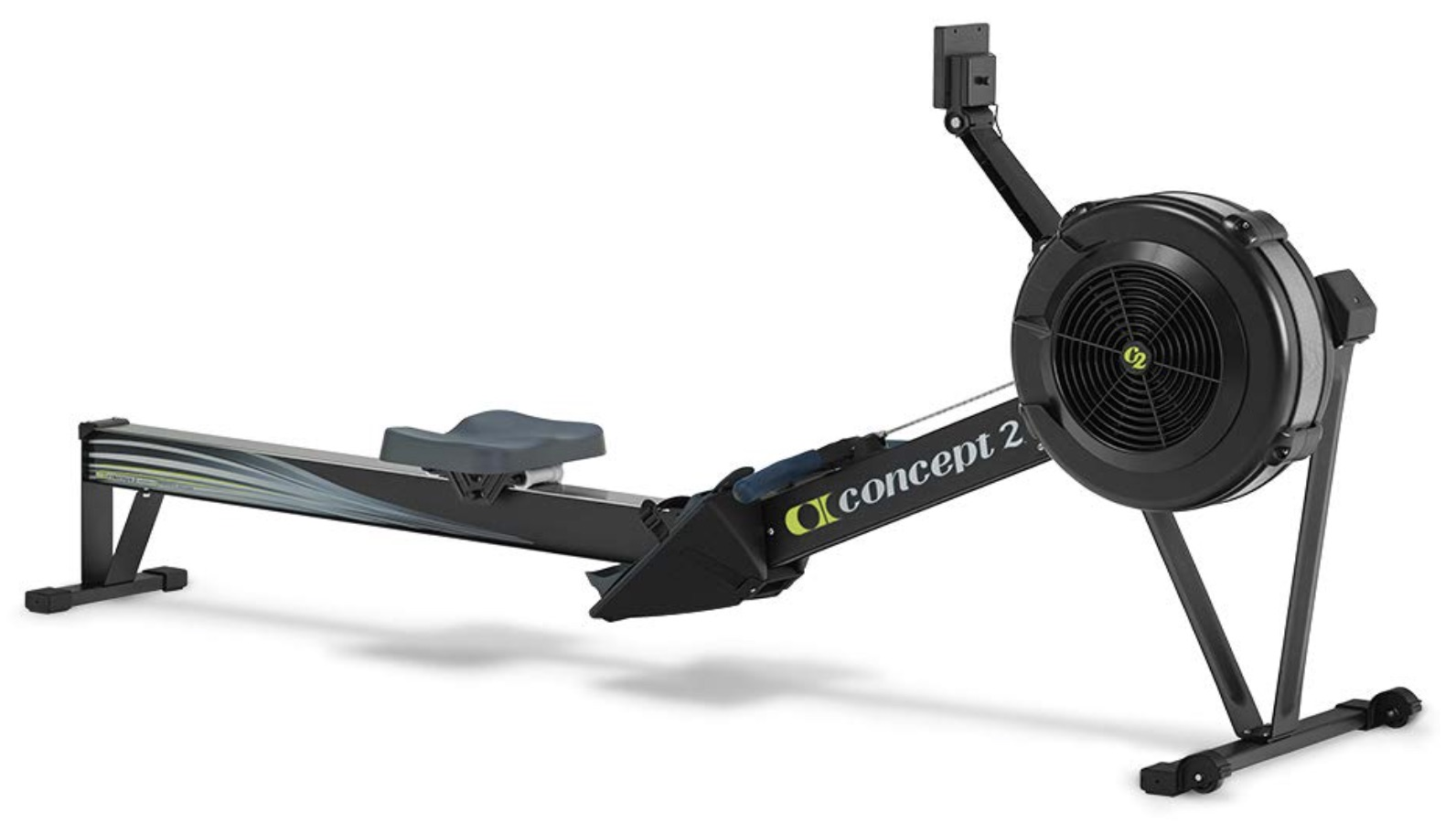 Concept2 Model D Rower Capacity