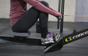 Rowing Machine Foot Placement