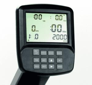 Slider Dynamic Rower Monitor