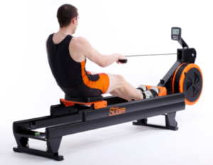 Slider Dynamic Rowing Machine